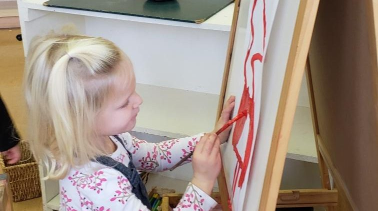 Montessori Sparks Children's Creativity And Learning